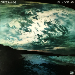 Billy Cobham - Crosswinds (LP) (EX-/VG)